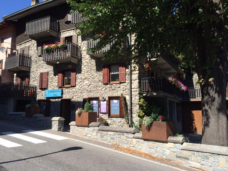 appartamenti in val d'aosta