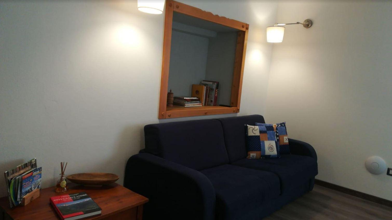 divano comfort stile genzianella