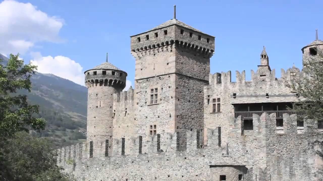 Castello di Fénis torretta