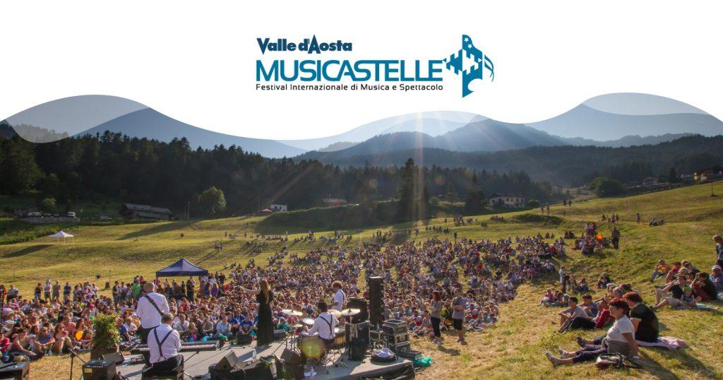 musicastelle outdoor valle d'aosta