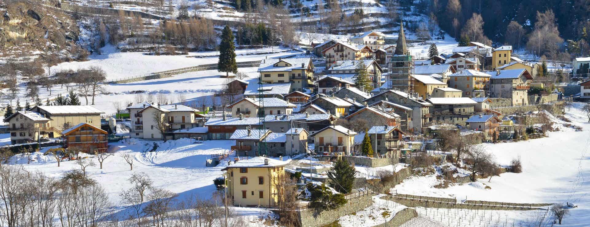 Antey-Saint-André-neve-inverno
