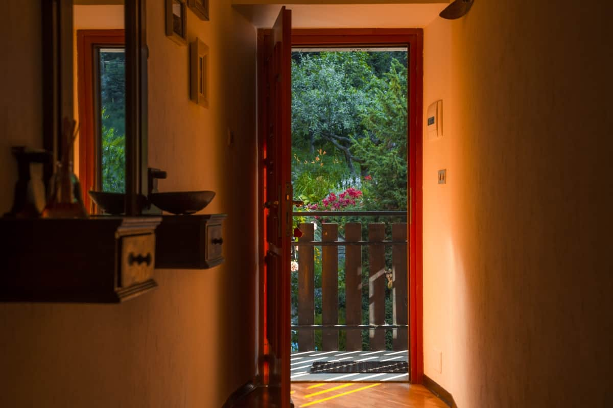 Maison du Tatà porta
