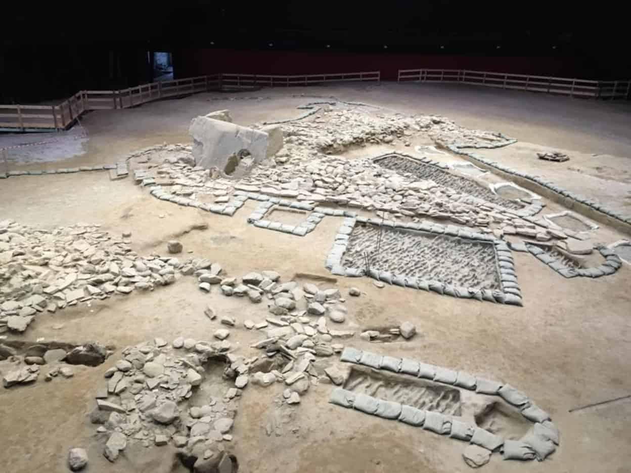 Museo archeologico di Saint Martin de Corléans