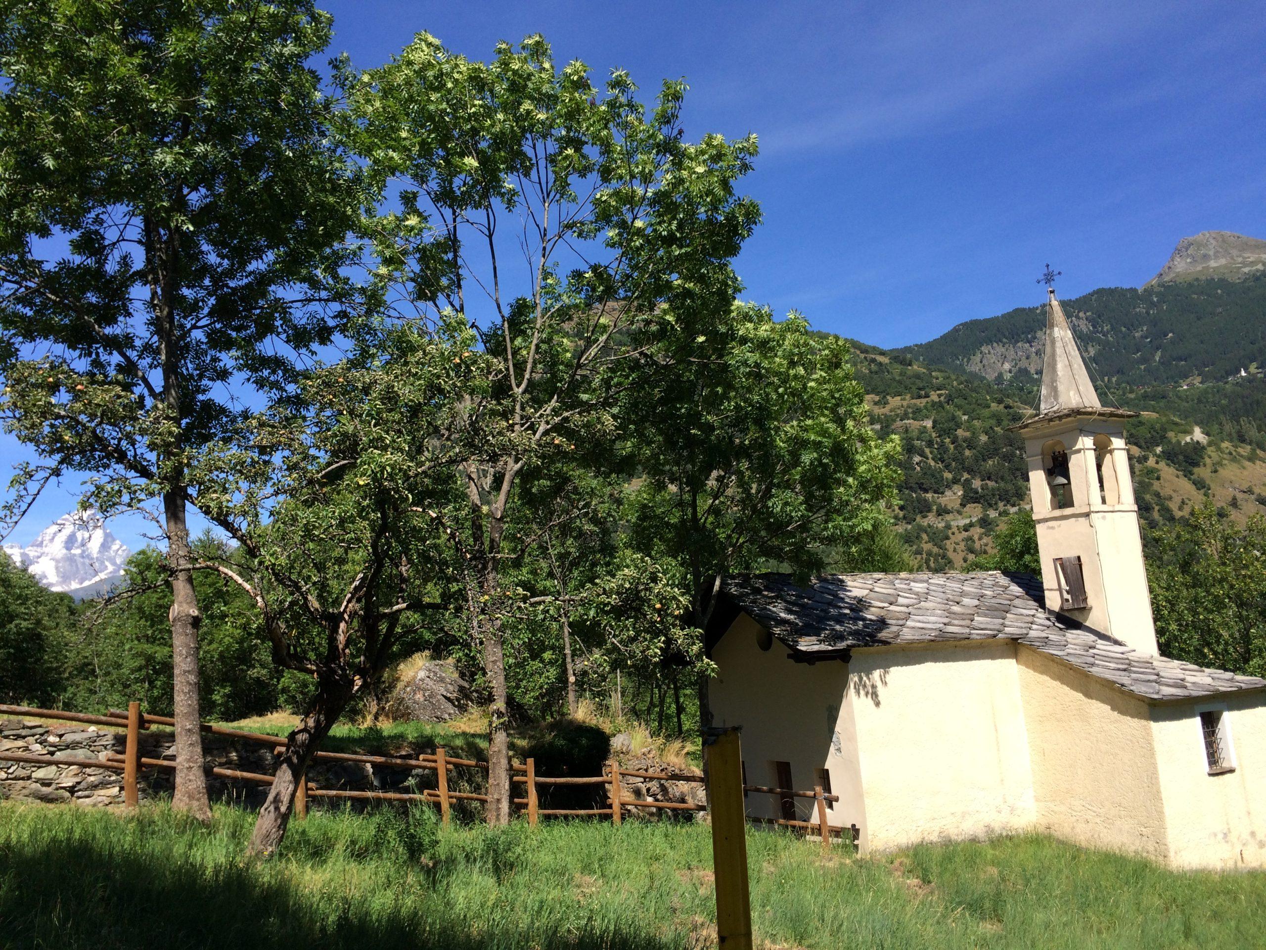 Cappella di Navillod